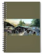 Yard Mates Spiral Notebook