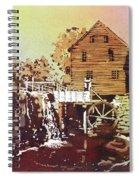 Yates Mill Park Spiral Notebook