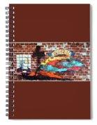 Ybor City Spiral Notebook