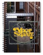 Ybor Square Spiral Notebook