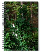 Ye Old Fence Post Spiral Notebook