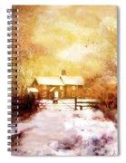 Ye Olde Inn Spiral Notebook