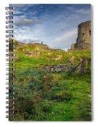 Ye Olde Path  Spiral Notebook