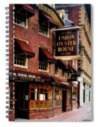 Ye Olde Union Oyster House Spiral Notebook