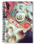 Year Of The Dog Camarillo Calif.  Spiral Notebook