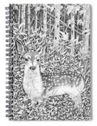 Yearling Spiral Notebook