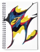 Yearning Spiral Notebook