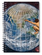 Yearning To Breathe Free Spiral Notebook