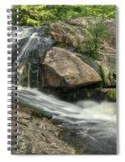 Yellow Dog Falls 4 Spiral Notebook