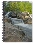 Yellow Dog Falls 4213 Spiral Notebook