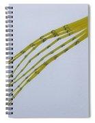 Yellow Fellow Spiral Notebook