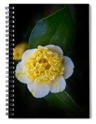 Yellow Tenderness Spiral Notebook