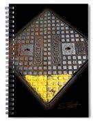 Yellow Tip Spiral Notebook