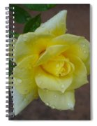 Yellow Yellow Spiral Notebook