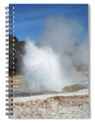 Yellowstone Features  Spiral Notebook