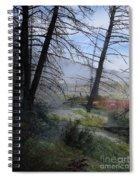 Yellowstone National Park 4 Spiral Notebook