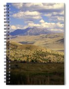 Yellowstone View Spiral Notebook