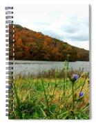 Yellowwood Lake, Southern Indiana Spiral Notebook