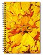 Yelow Tulip Spiral Notebook