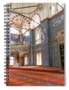 Yeni Cami Mosque Spiral Notebook