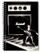 Yesterday - Beatle Paul Spiral Notebook