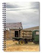 Yesterday Spiral Notebook