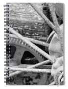 Yesteryear Spiral Notebook