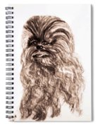 Yeti Has The Final Word Spiral Notebook