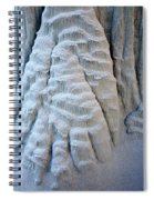 Yetti's Paw Spiral Notebook