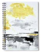 Yg07i4 Spiral Notebook