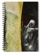 Middle Passage Spiral Notebook