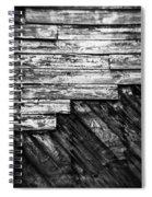 Yingyang Wall Detail Spiral Notebook