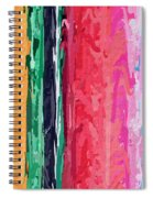 Yipes Stripes Spiral Notebook