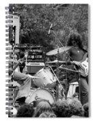 Ynt #12 Crop 2 Spiral Notebook