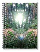 Yo Moss Spiral Notebook