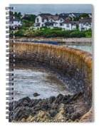 York Breakwater Barry Island Spiral Notebook