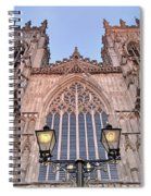 York Minster Spiral Notebook