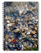 Yorktown Beach  Spiral Notebook