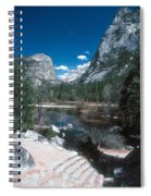Yosemite #1 Spiral Notebook
