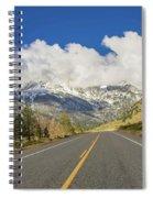 Yosemite Park Spiral Notebook