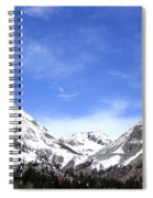 Yosemite Park Spiral Notebook