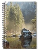 Yosemite Spring Spiral Notebook