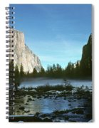 Yosemite Valley Spiral Notebook