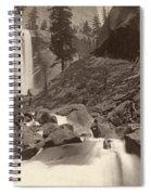 Yosemite: Vernal Fall Spiral Notebook