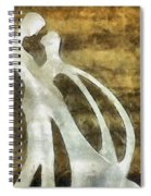 You And I 1 Spiral Notebook