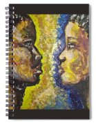 You And I  Spiral Notebook
