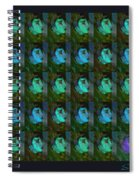 You And Your Strange Colour Ways Spiral Notebook