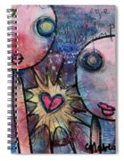 You Are Always In My Heart  Spiral Notebook