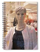 You Are Back  Spiral Notebook
