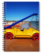 You Are What You Drive Spiral Notebook